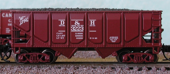D&H Panel side hopper